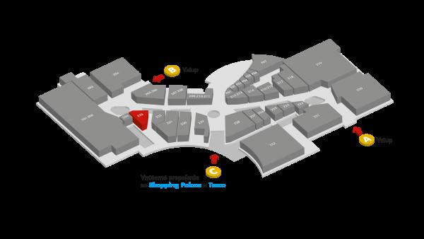 STYLA - mapa Masívum