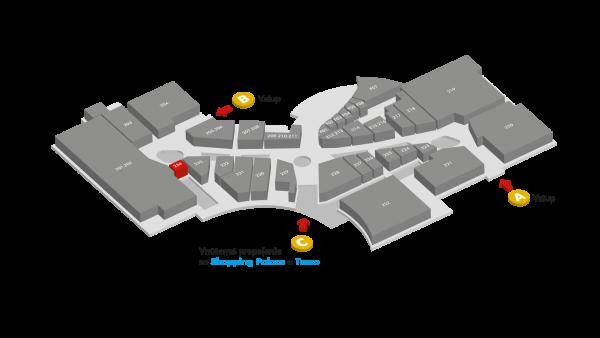 STYLA - mapa Platerié