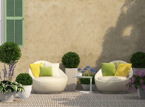 Zariadili sme si terasu v Style: útulný, no minimalistický nábytok